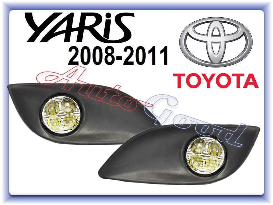Led Denne Svietenie Toyota Yaris 08 11 Predaj Autodoplnkov Online