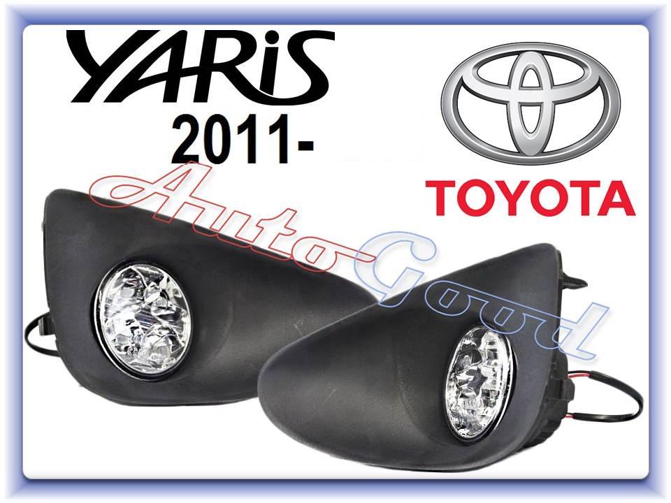 Led Denne Svietenie Toyota Yaris 11 Predaj Autodoplnkov Online