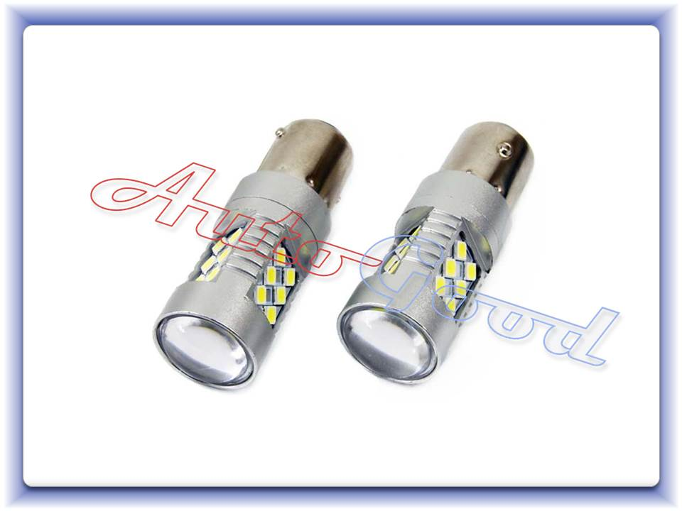 959a3f3d7 LED 24SMD 3030 1156 (P21W) biela CANBUS 12V/24V | Predaj ...