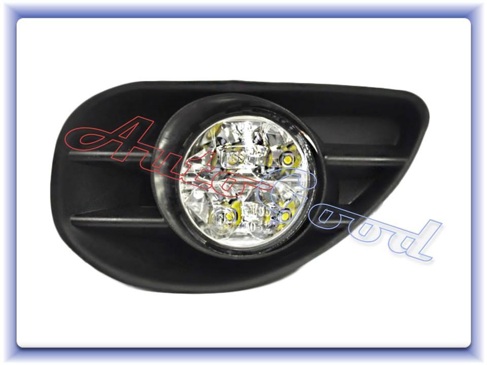Led Denne Svietenie Toyota Yaris 05 07 Predaj Autodoplnkov Online
